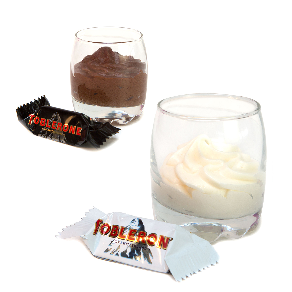 Mousse Toblerone