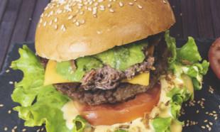 Mexican Burger 2