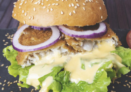 Fish Burger 2