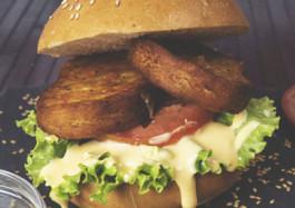 Vegan Burger 2